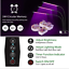 thumbnail 30 - PH-1000 LED Grow Lights Strip Full Spectrum for Indoor Plants Veg Flower HPS HID