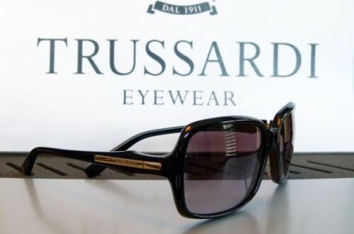 Tr 12852 Trussardi Originale Sonnenbrille Bk wqEU6n4Z