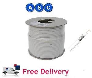 30m-RG6-Satellite-Digital-TV-Aerial-Cable-in-White
