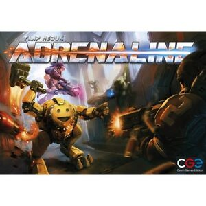 Adrenaline Board Game Brand New - <span itemprop=availableAtOrFrom>UK, United Kingdom</span> - Our full returns policy can be found in our listing description. Most purchases from business sellers are protected by the Consumer Contract Regulations 2013 which give you the right to cancel - UK, United Kingdom