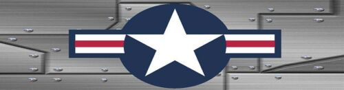 P467 USAF Air Force Rear Window Tint Graphic Decal Wrap Back Pickup Graphics