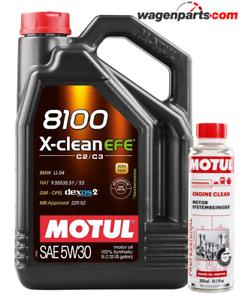Aceite-Motor-Motul-8100-X-Clean-EFE-5W30-ACEA-C2-C3-5-Litros-Engine-Clean