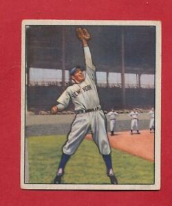 1950-PHIL-RIZZUTO-Bowman-New-York-Yankees-11-amp-Bonus-1952-World-Series-ITEM