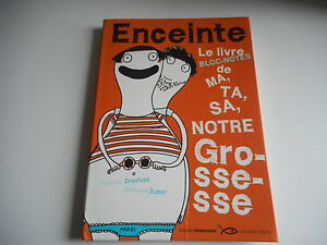 Details Sur Enceinte Le Livre Bloc Notes De Ma Ta Sa Notre Grossesse