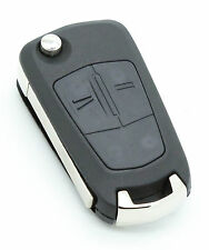 fits Opel Vauxhall Corsa D 2007-12 remote control 2 button Key 433Mhz PCF7941
