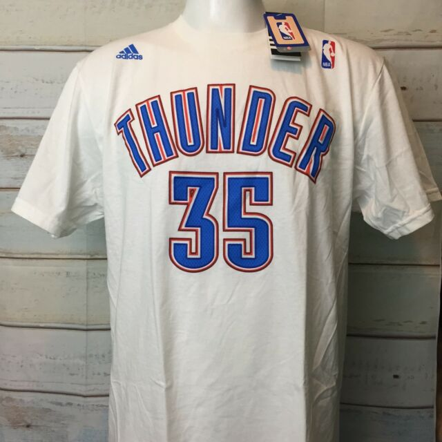 41c01196b413 adidas Kevin Durant Oklahoma City Thunder XL T-shirt Mens NBA for sale  online
