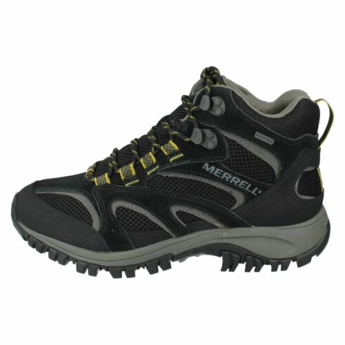 Mens Boots 99 Waterproof Phoenix Mid £79 Black Merrell By qwRqrOC1I