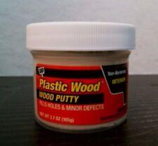 Dap 74126 Plastic Wood Putty Light Oak Non Hardening Indoor Free Shipping