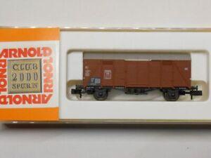 ARNOLD-74664-Gedeckter-Gueterwagen-27445
