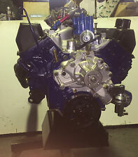 Ford 302 351 Cleveland engine reco stage 4 v8 race drag cruise motor