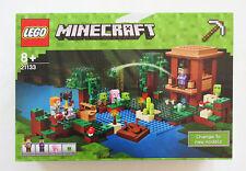 LEGO Minecraft Das Hexenhaus EBay - Minecraft hexenhauser