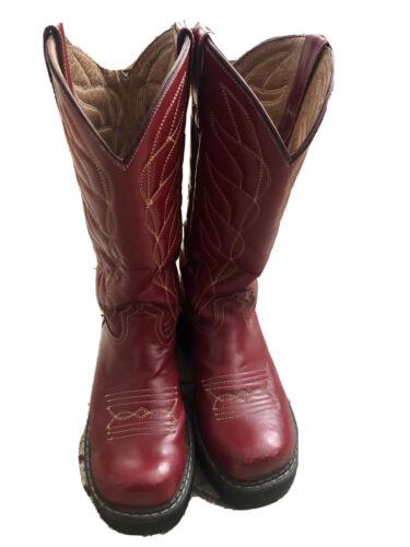 Fluevog Rockabilly Cowboy boots Womens Size 8
