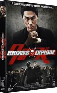 Crows-explode-Crows-Zero-3-DVD-NEUF-SOUS-BLISTER