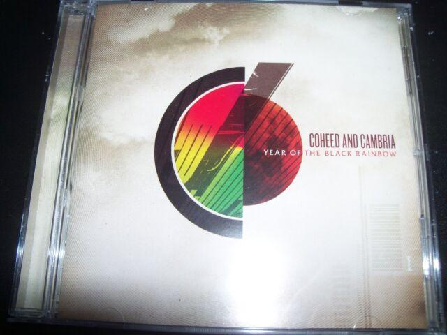 Coheed And & Cambria Year Of The Black Rainbow (Australia) CD – Like New