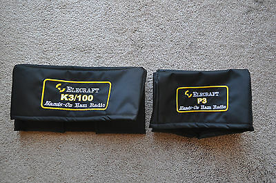 P3 Elecraft K3 or K3s SP3 and KAT500//KPA500 or KPA500 Ham Radio Dust Cover