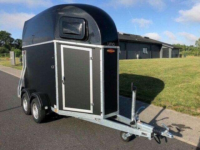 Hestetrailer, Böckmann Uno Esprit Årg. 2019, lastevne