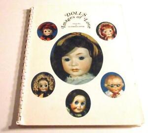 DOLLS - IMAGES OF LOVE - Vol. 1 - Jim & Madelaine Selfridge Spiral bound, Signed