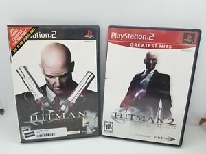 Hitman Contracts Hitman 2 Silent Assassin Complete Playstation 2