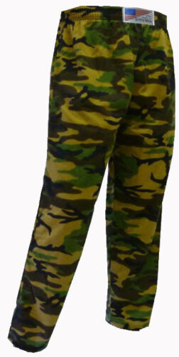 GYM SPORTS BAGGIES NEW BODYBUILDING WORKOUT BAGGYS  BIG  4XL CAMO DPM GREEN  NEW