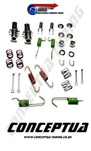 Rear-Handbrake-Shoe-Fitting-Kit-For-Z32-300ZX-VG30DETT