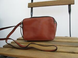 Asos Design Leather Camera Style Cross