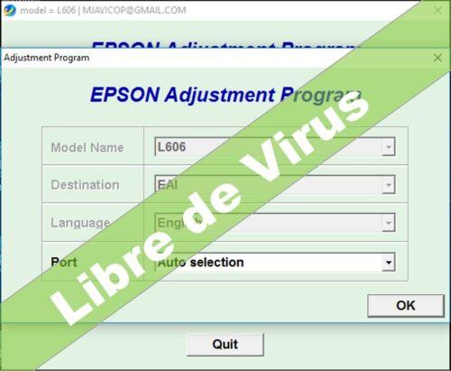 Reset waste Ink Pad Epson L380 l382 L395 L575 L3110 L3150 L1300 L4150-60more-1Pc