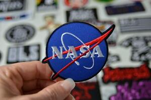 NASA-Space-BLUE-Astronaut-Universe-Patch-Iron-On-Stitched-Retro-Patches-Badge