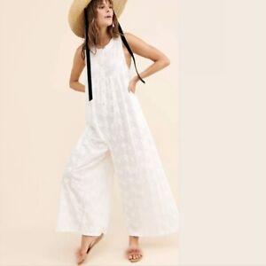Free People Women Floral OB818838 Top Mango Jaune Taille XS