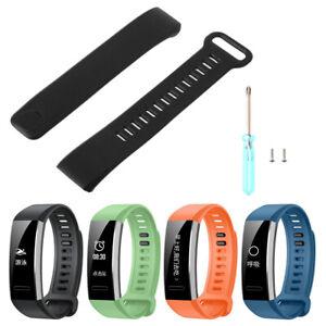 Band 2 Pro Set 2X Bracelet de Rechange en Silicone pour Fitness Tracker Huawei Band 2 kwmobile Bracelet Huawei Band 2 Band 2 Pro
