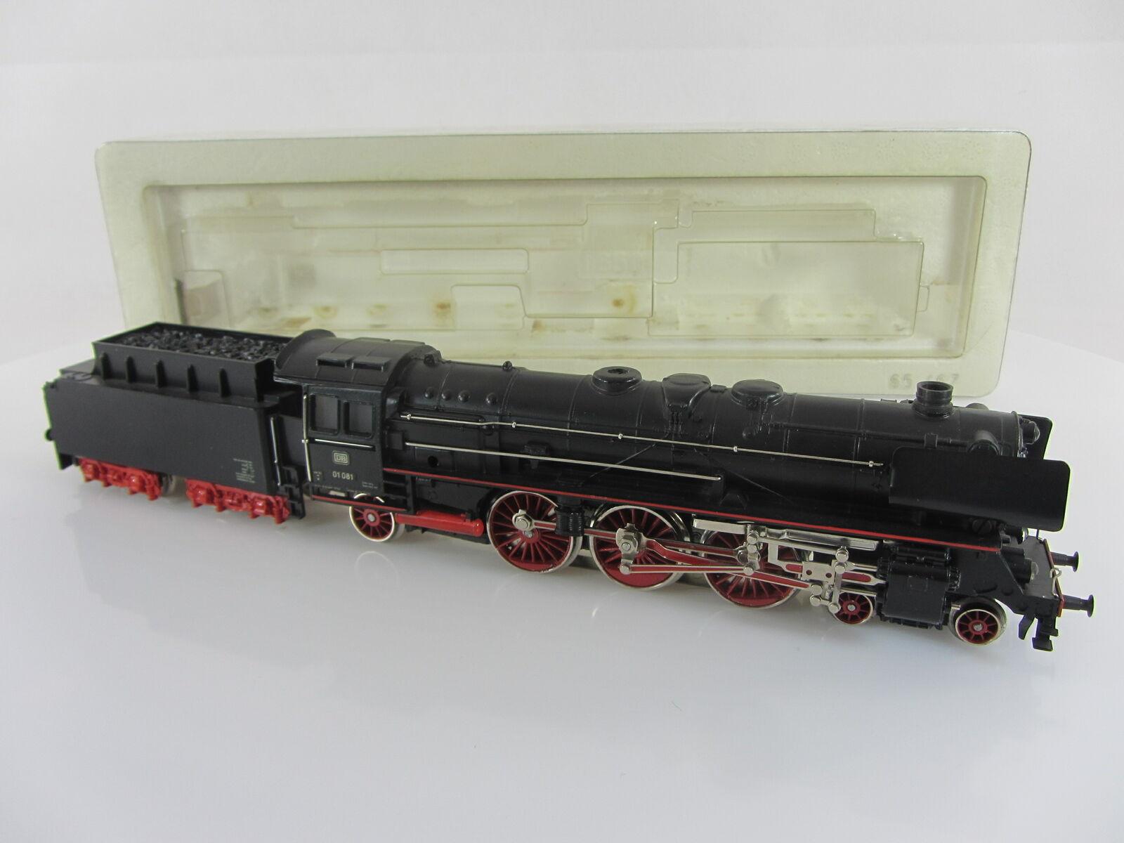Primex 3193 Dampflok Br 01 081 sehr guter Zustand mit mit mit Styrophor-Verp.  | Düsseldorf Online Shop  9d7b8e