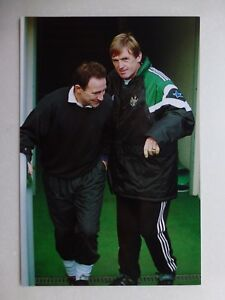 MINT-Martin-O-Neill-Republic-of-Ireland-Kenny-Dalglish-Newcastle-Liverpool-Photo