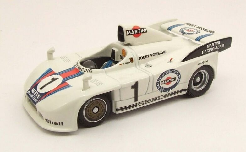 BEST MODEL 9423 - Porsche 908   4 présentation martini 1970  1 43