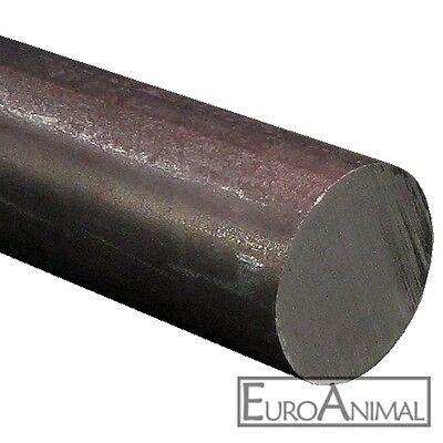Stahl Rundstahl blank//roh//gewalzt ST37 S235 Rundeisen Rundmaterial Abmessungen /Ø 14 mm L/änge 150 cm
