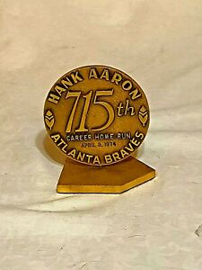 1974-Brass-Commemorative-Medallion-That-Spins-on-a-Home-Plate