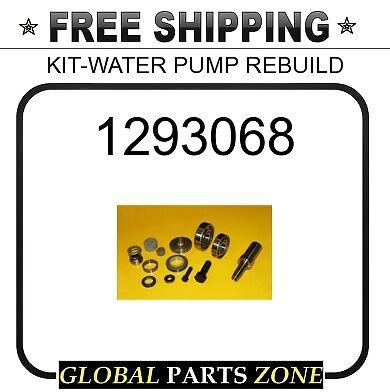 1293068 KIT-WATER PUMP REBUILD 9N6289 3637455 for Caterpillar CAT