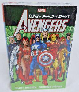 Avengers-Omnibus-Volume-2-Busiek-amp-Perez-Marvel-Brand-New-Factory-Sealed-125