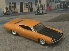 Ford Muscle 1970 1971 Ford Torino 429 V8 Cobra Jet 164 Scale Limited Edt Qq14