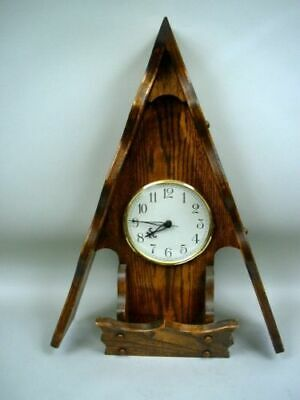 27 Quartz Wooden Chalet Wall Clock Ebay