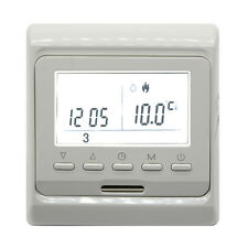 Programmable Electric Digital Floor Heating Room Air Thermostat Warm Controller