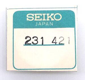 NOS-New-1-PC-Seiko-Parts-231-421-Part-Spare-Replacement-231421-Original-Japan