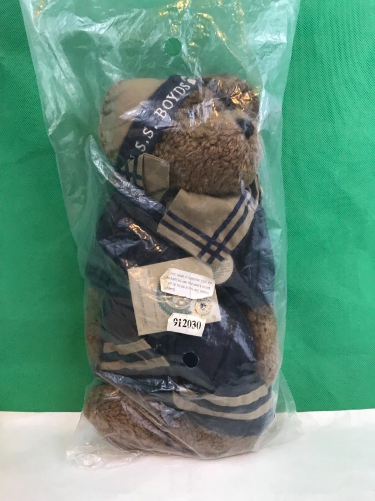 Yardley Fitzhampton Boyds Bears Collection JB Bean And Associates Sealed Nuovo