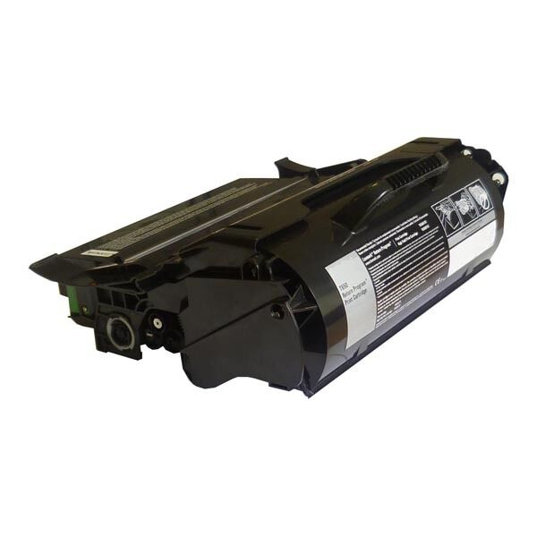 3YR Warranty T650H11A MICR Toner 25000 Page Yield for Lexmark T650//652 USA Made