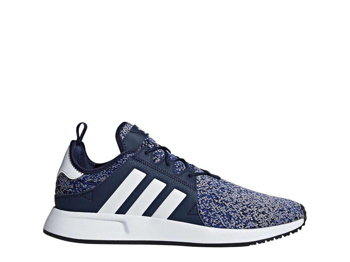 adidas - Mens X_PLR DARK BLUE/WHITE/BLACK - adidas B37437 11f234