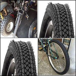 "2-26x2.125/"" BLACK BEACH CRUISER GOODYEAR TREAD BIKE BICYCLE DURO TIRES TUBES"
