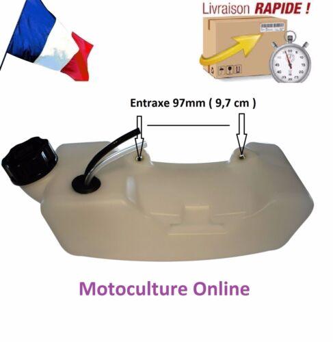 Réservoir à carburant complet pour débroussailleuse