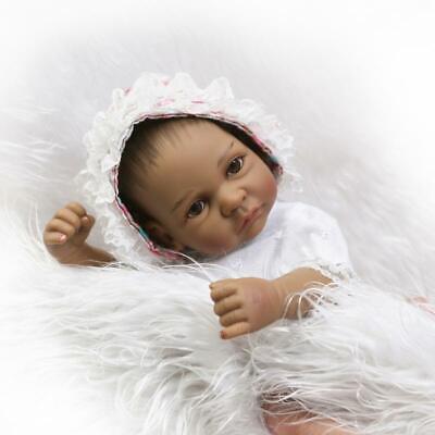 "10/"" Realistic Bebe Reborn Dolls Preemie Girls Newborn Baby Dolls Bathable Toys"