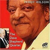 Teddy Wilson - With the Dave Shepherd Quartet (2002)  CD  NEW/SEALED  SPEEDYPOST