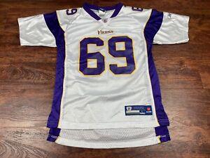 ON FIELD NFL Youth Boy's MN Vikings Allen #69 Jersey Size Large ...