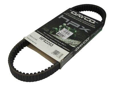 4x4; 1999 2000 2003 Polaris Magnum 500 Dayco HPX2203 Drive Belt