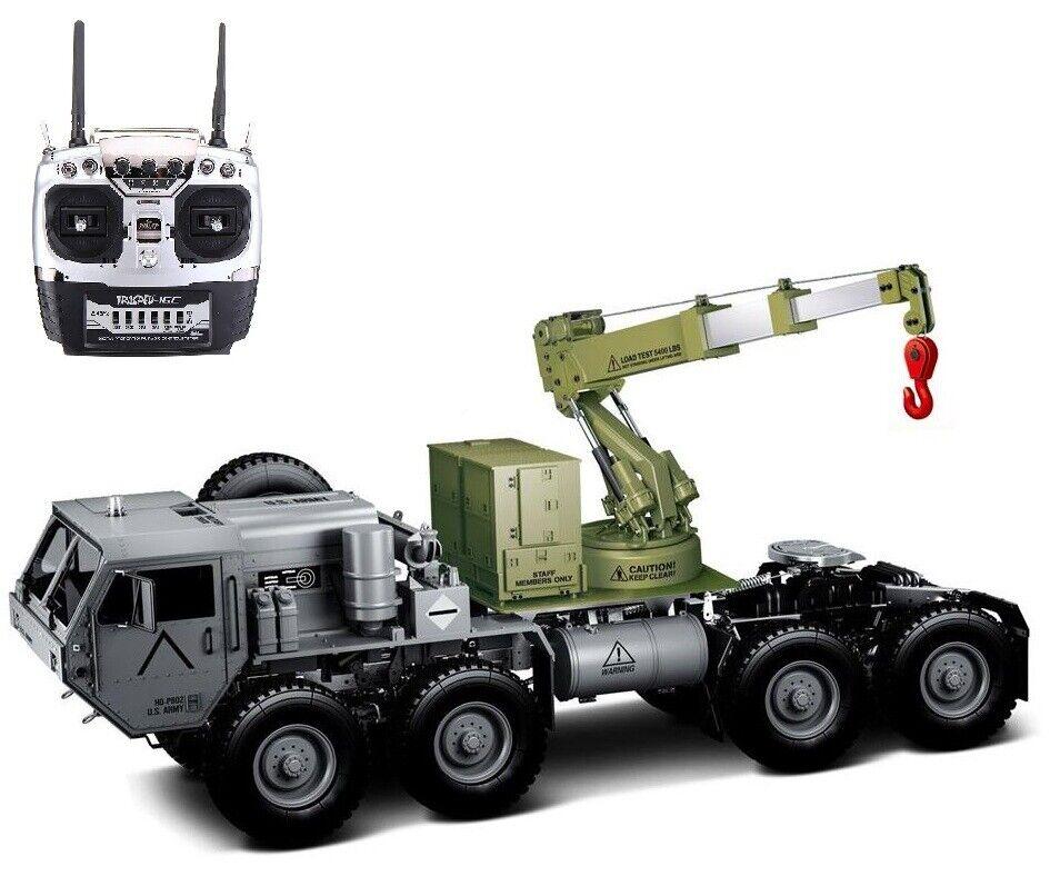CAMION GRUE REO 6X6 2.5 TONNES M60, M108 S-l1600